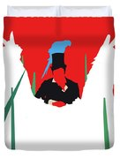 No1048 My Doctor Dolittle Minimal Movie Poster Duvet Cover