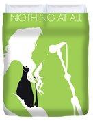 No276 My Alison Krauss Minimal Music Poster Duvet Cover