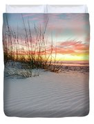 North Beach Dunes Duvet Cover