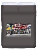 Ny 99 Cent Store Brooklyn  Duvet Cover