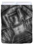 New York Subway Zone Duvet Cover