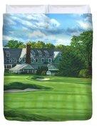 Oakmont Country Club Duvet Cover