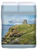 O'brien's Tower Duvet Cover
