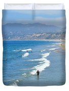 Ocean Beauty Duvet Cover