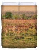 Oh Deer Duvet Cover
