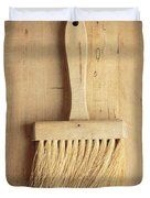 Old Bristle Brush Duvet Cover