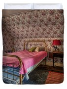 Old Farmhouse Upstairs Bedroom Duvet Cover
