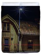 Old House #i0 Duvet Cover by Leif Sohlman