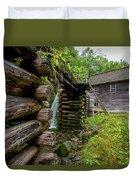 Old Mingus Mill Duvet Cover