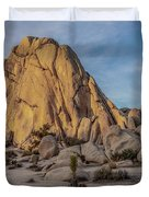 Old Woman Rock Duvet Cover