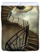 An Old Staircase Duvet Cover