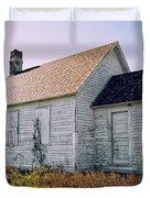 One Room Schoolhouse 1  Duvet Cover