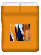 Orange #6 Duvet Cover