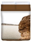 Pace Bend Duvet Cover