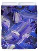 Paint 63 Duvet Cover by James W Johnson