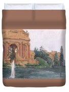 Palace Of Fine Arts, 2018 Duvet Cover