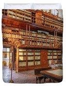 Palafoxiana Library Duvet Cover