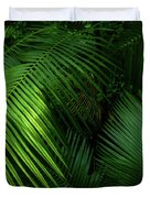 Palm Saturday Duvet Cover