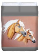 Palomino Pair Duvet Cover