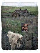Palouse Barn 9916 Duvet Cover