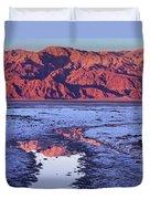 Panamint Reflection 2 Duvet Cover