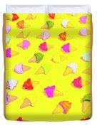 Parlor Patterns Duvet Cover