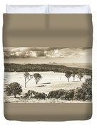 Pastoral Plains Duvet Cover