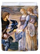Perseus And The Sea Nymphs 1877 Duvet Cover