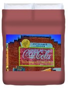 Petalima's Drink Coca-cola Duvet Cover