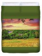 Petersham Landscape Duvet Cover
