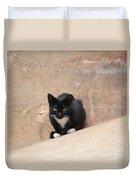 Pharaoh Cat Duvet Cover
