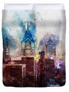 Philadelphia, Pennsylvania - 01  Duvet Cover