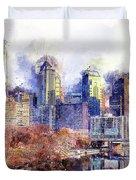Philadelphia, Pennsylvania - 04 Duvet Cover