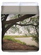 Pierce Marsh Duvet Cover