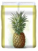 Pineapple Duvet Cover