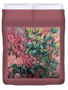 Pink Infusion Duvet Cover