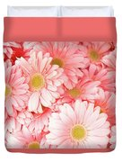 Pink Palette Duvet Cover