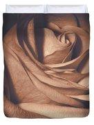 Pink Rose Petals 0219 Duvet Cover