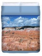 Point Supreme Overlook - Cedar Breaks - Utah  Duvet Cover