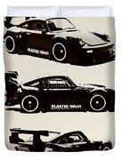 Porsche Rwb 930 Duvet Cover