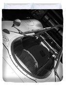 Porsche Spyder Duvet Cover