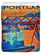 Portland  Duvet Cover