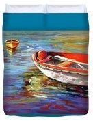 Portofino Drift Duvet Cover