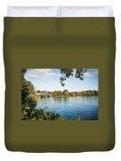Potsdam - Havel River / Glienicke Bridge Duvet Cover