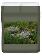 Prairie Bouquet  Duvet Cover