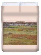 Prairie Reverie On The Western Edge Duvet Cover