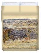 Prairie Slopes Reverie Duvet Cover