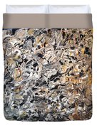 Prednisone Inferno Duvet Cover