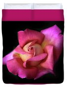 Prelude To A Rose Duvet Cover