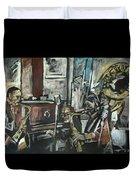 Preservation Hall Jazz Band Duvet Cover